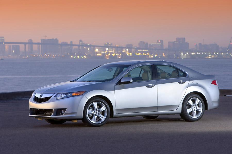 2009 Acura TSX Specs, Pictures, Trims, Colors || Cars.com