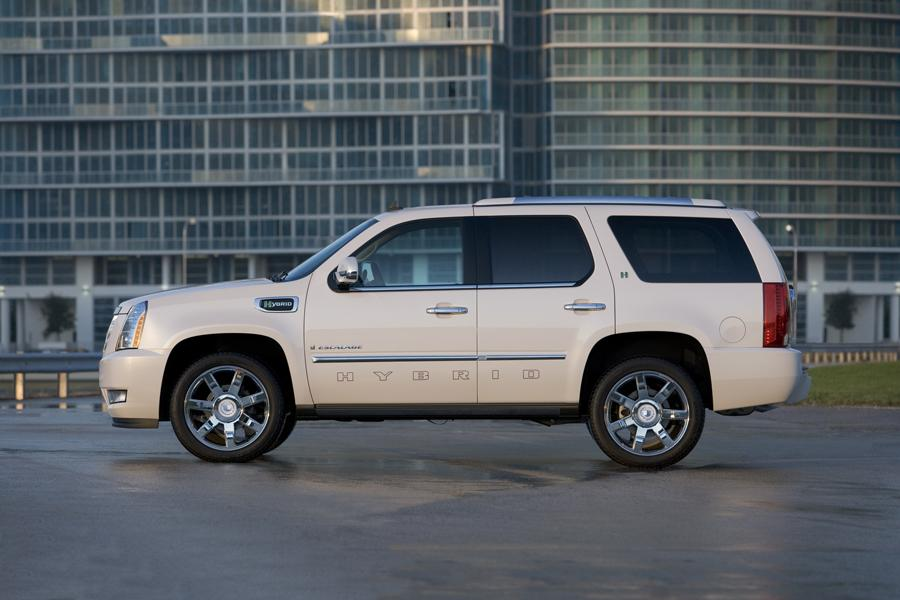 2009 cadillac escalade hybrid reviews specs and prices. Black Bedroom Furniture Sets. Home Design Ideas