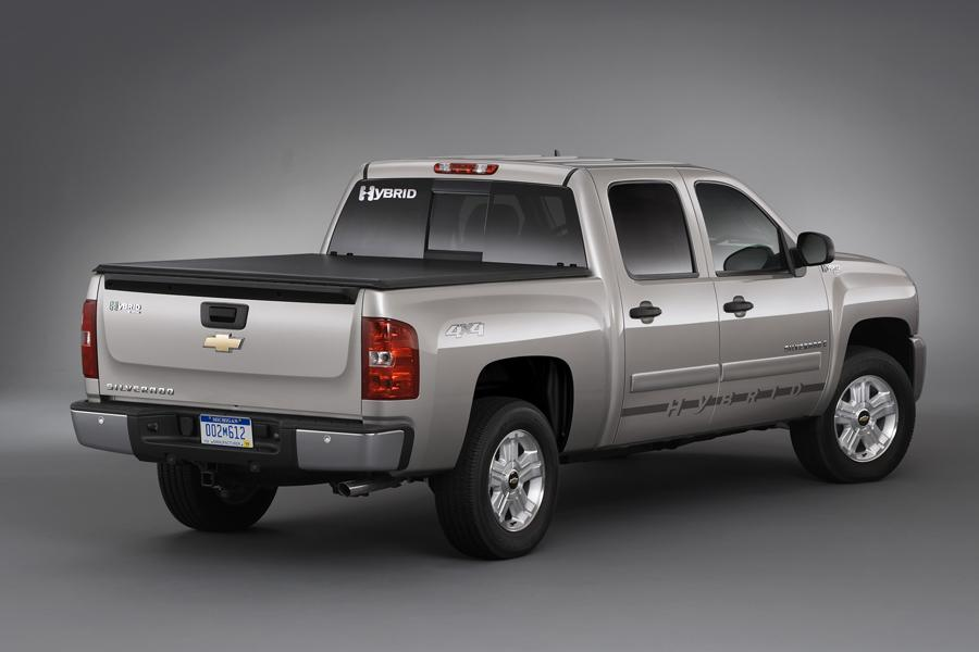 2009 chevrolet silverado 1500 hybrid reviews specs and. Black Bedroom Furniture Sets. Home Design Ideas