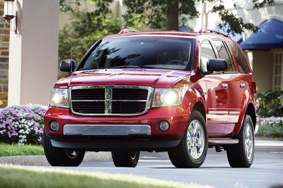 2009 dodge durango hybrid reviews specs and prices. Black Bedroom Furniture Sets. Home Design Ideas