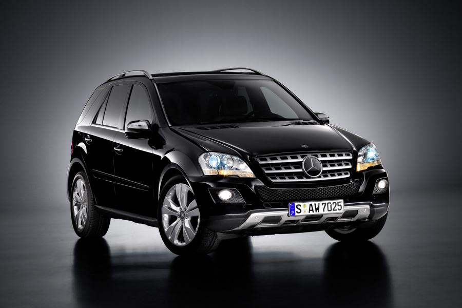 2009 mercedes benz m class reviews specs and prices