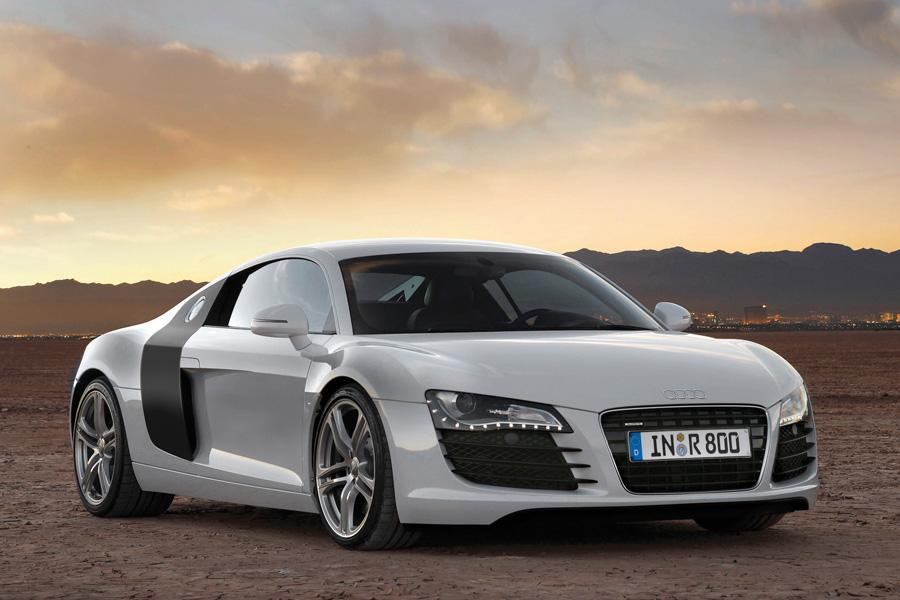 2009 Audi R8 Specs Pictures Trims Colors Cars Com