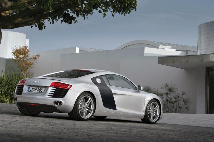 2009 Audi R8 Specs Pictures Trims Colors Cars Com