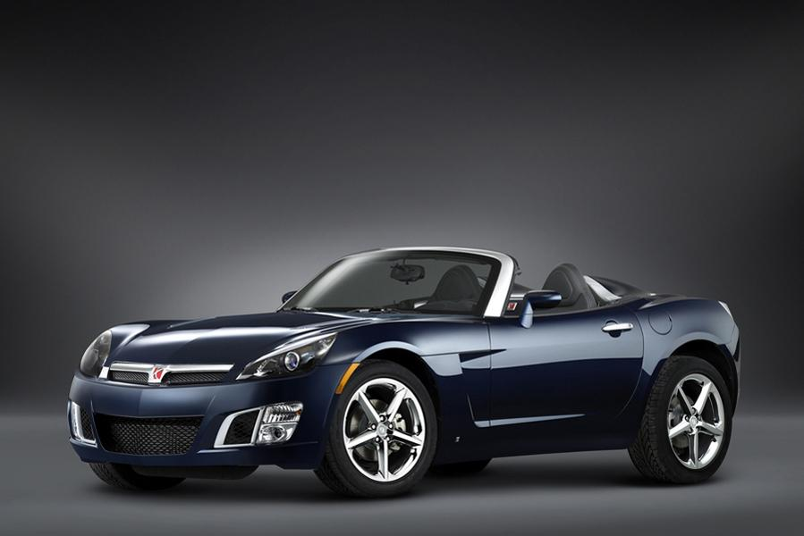 Saturn Sky Convertible Models Price Specs Reviews Cars Com