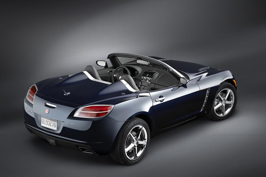 Saturn Sky Convertible Models Price Specs Reviews Cars Com
