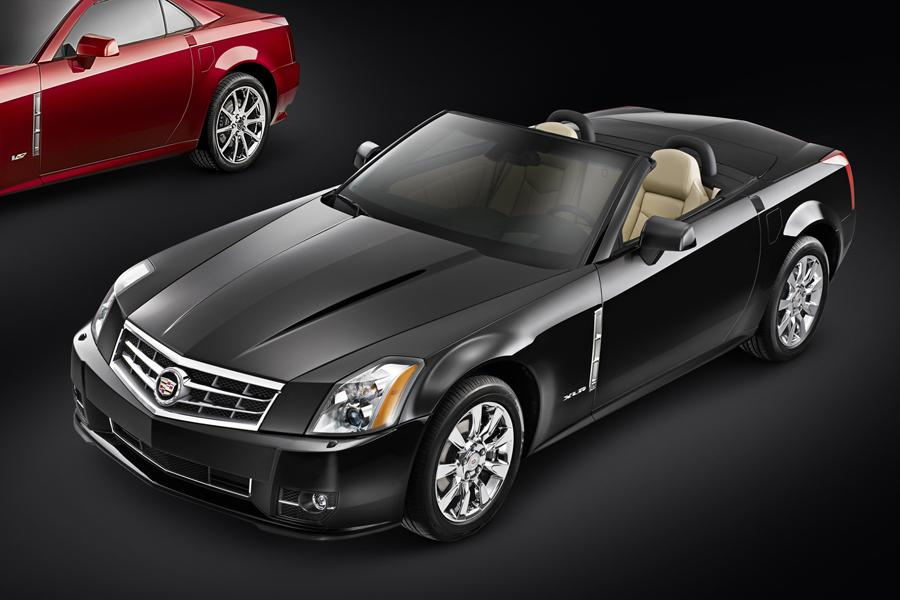 2009 Cadillac Xlr Reviews Specs And Prices Cars Com