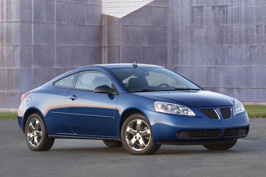 2009 Pontiac G6 Reviews Specs And Prices Cars Com