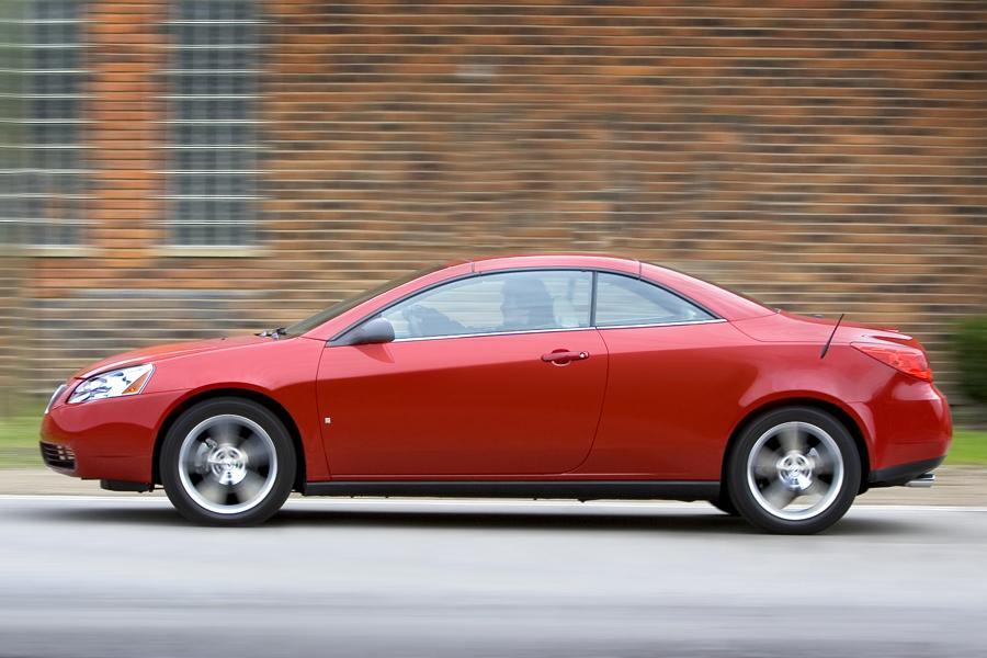 2009 Pontiac G6 Reviews Specs And Prices Cars Com