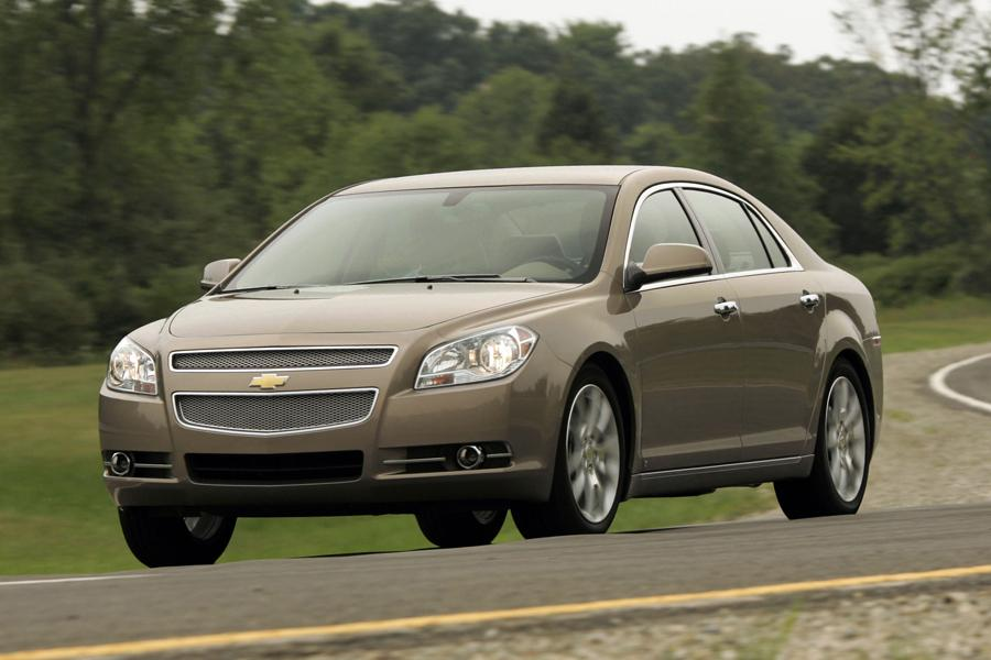 2009 Chevrolet Malibu Reviews Specs And Prices Cars Com