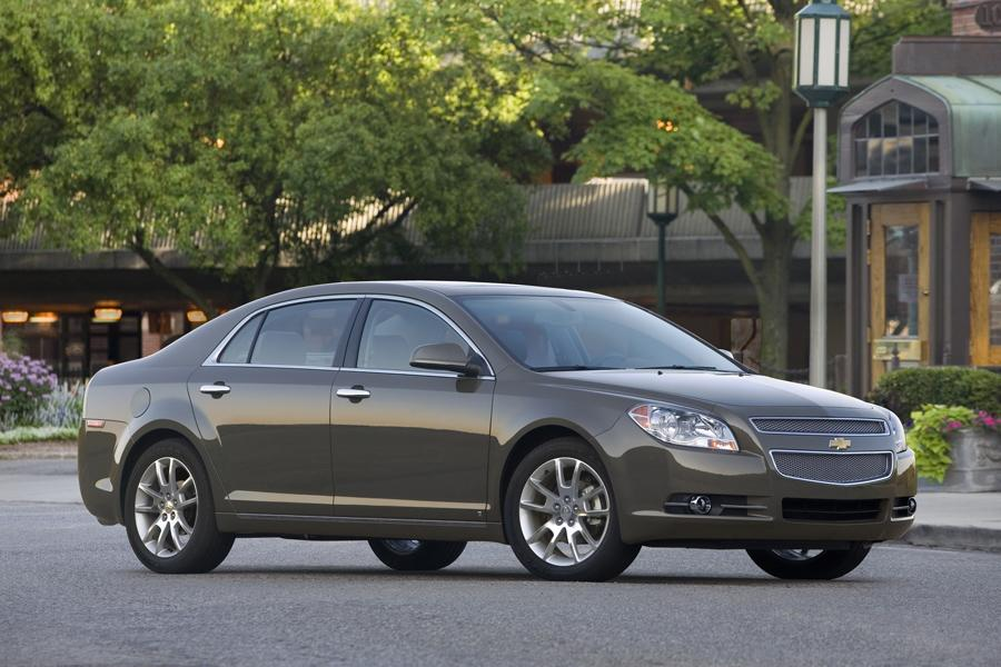 2009 Chevrolet Malibu Reviews Specs And Prices Cars Com