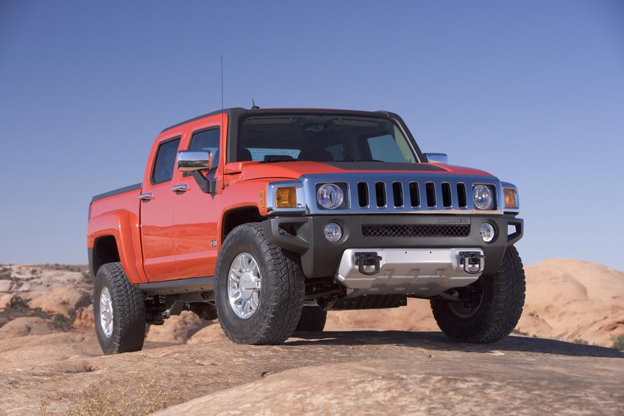2009 hummer h3t reviews specs and prices. Black Bedroom Furniture Sets. Home Design Ideas