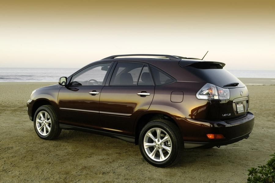 2009 Lexus RX 350 Specs Pictures Trims Colors