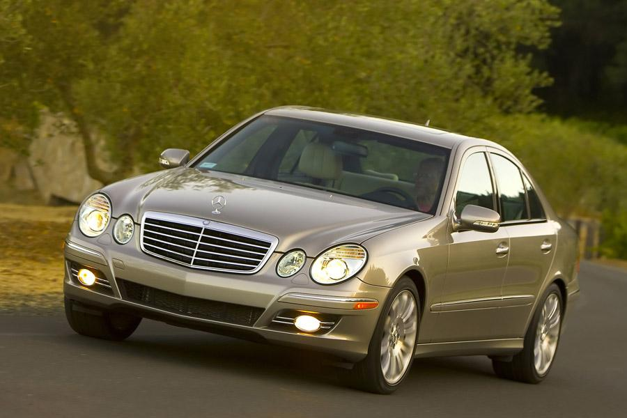 2009 mercedes benz e class reviews specs and prices for Mercedes benz 2009 e class