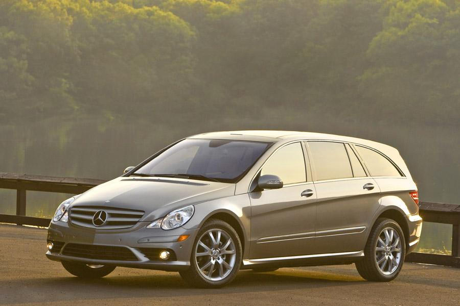 2009 mercedes benz r class reviews specs and prices for Mercedes benz x class price