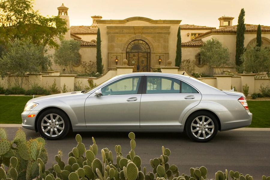 2009 mercedes benz s class reviews specs and prices for Mercedes benz s550 price