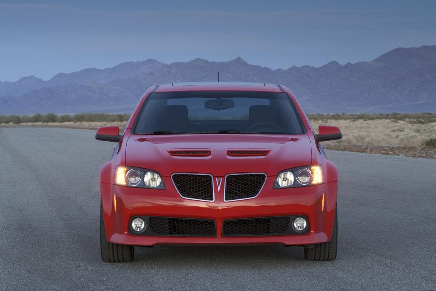 2009 Pontiac G8 Reviews Specs And Prices Cars Com