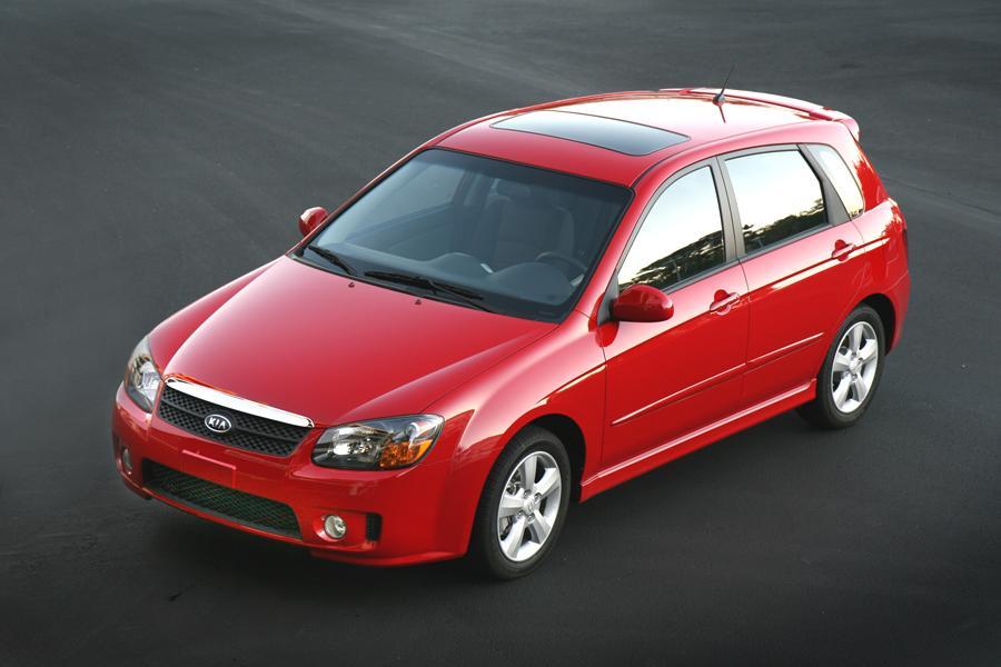 Kia Spectra5 Hatchback Models Price Specs Reviews