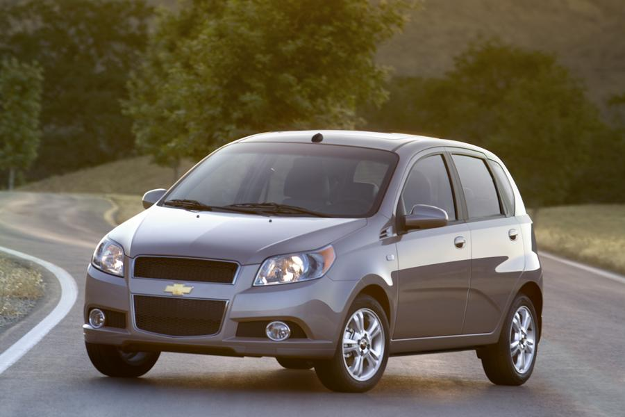 2009 Chevrolet Aveo Reviews Specs And Prices Cars Com
