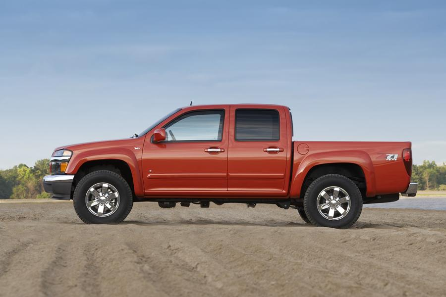 2009 chevrolet colorado reviews specs and prices. Black Bedroom Furniture Sets. Home Design Ideas