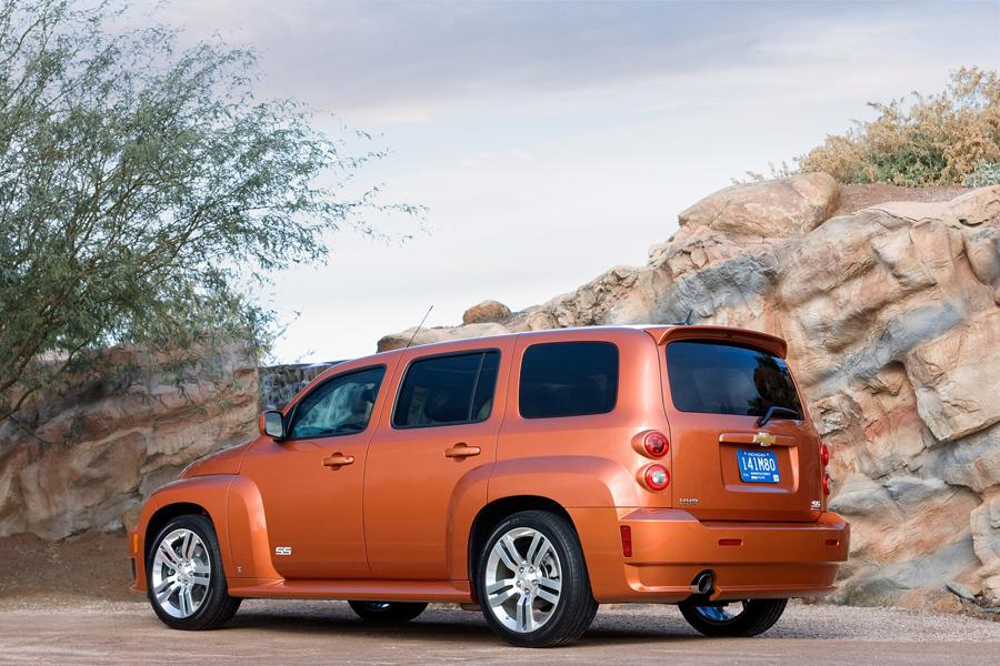 2009 chevrolet hhr reviews specs and prices. Black Bedroom Furniture Sets. Home Design Ideas