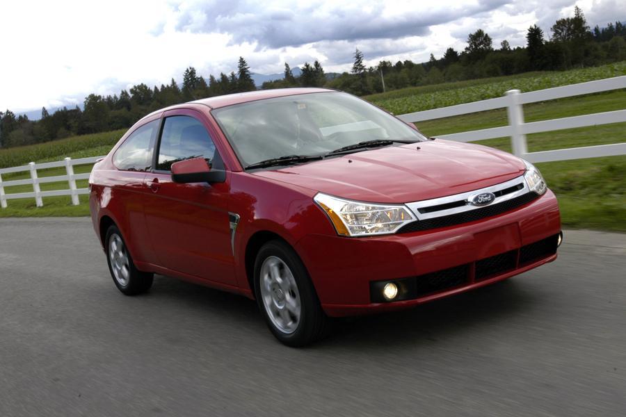 2009 Ford Focus Specs Pictures Trims Colors Cars Com
