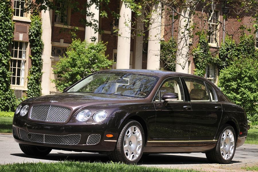 2009 bentley continental flying spur reviews specs and prices. Black Bedroom Furniture Sets. Home Design Ideas