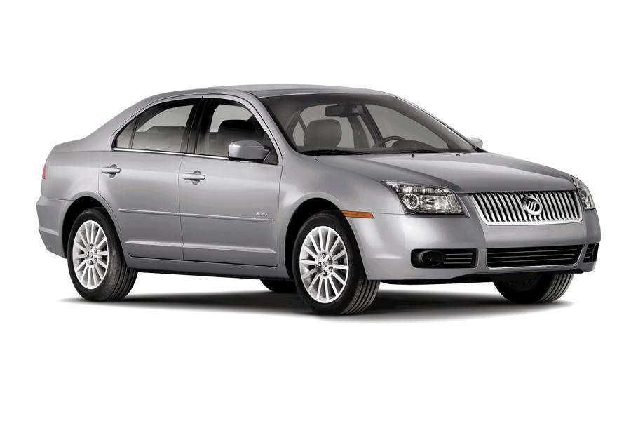 2009 Mercury Milan Reviews Specs And Prices Cars Com