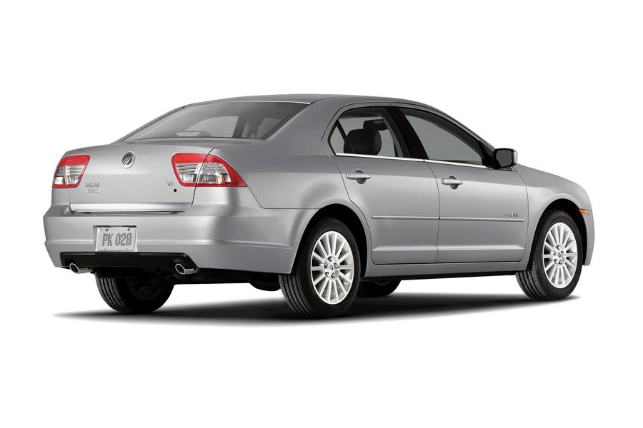 2009 Mercury Milan Reviews Specs And Prices Cars Com