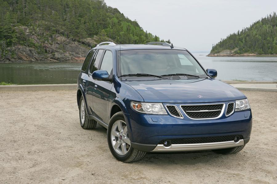 2009 saab 9 7x reviews specs and prices. Black Bedroom Furniture Sets. Home Design Ideas