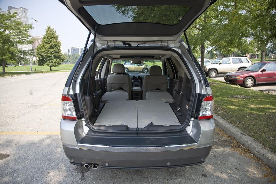 2009 ford taurus x reviews specs and prices. Black Bedroom Furniture Sets. Home Design Ideas