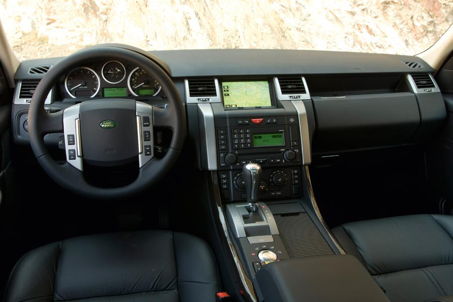 2009 Land Rover Range Rover Sport Reviews Specs And