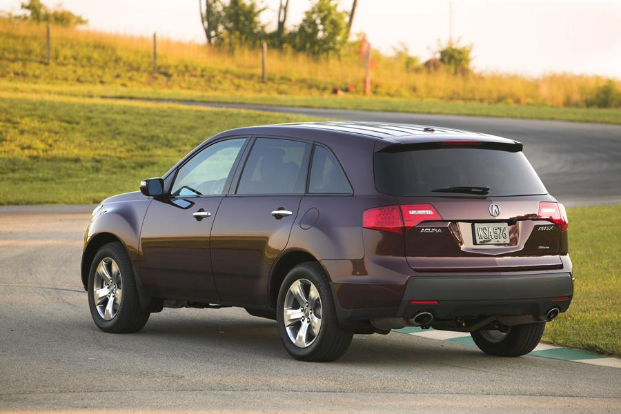 2009 acura mdx reviews specs and prices. Black Bedroom Furniture Sets. Home Design Ideas
