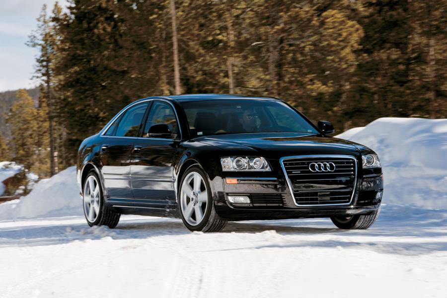 2009 audi a8 reviews specs and prices. Black Bedroom Furniture Sets. Home Design Ideas