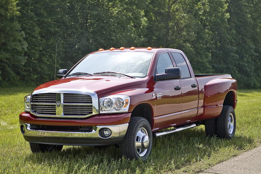 2009 Dodge Ram 3500 Reviews Specs And Prices Cars Com