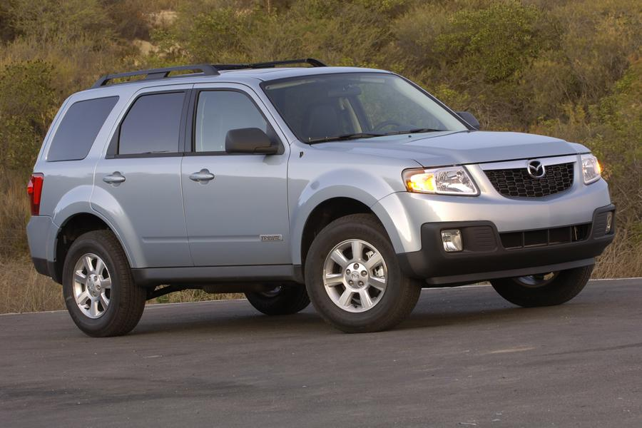 2009 mazda tribute reviews specs and prices. Black Bedroom Furniture Sets. Home Design Ideas