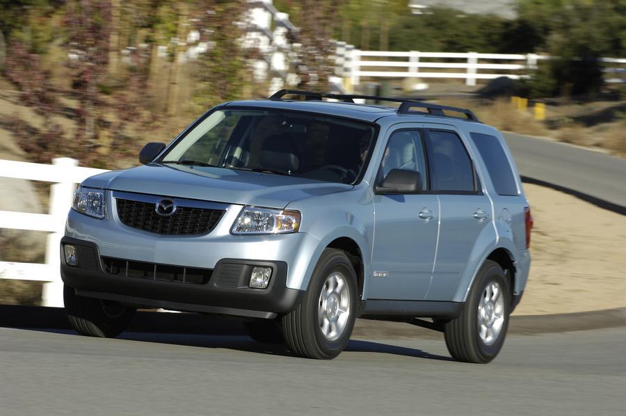 mazda tribute reviews specs  prices carscom