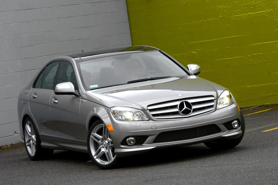 2009 mercedes benz c class reviews specs and prices. Black Bedroom Furniture Sets. Home Design Ideas