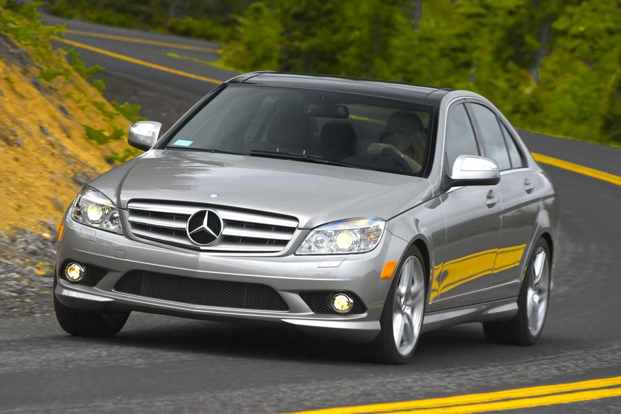 2009 mercedes benz c class reviews specs and prices