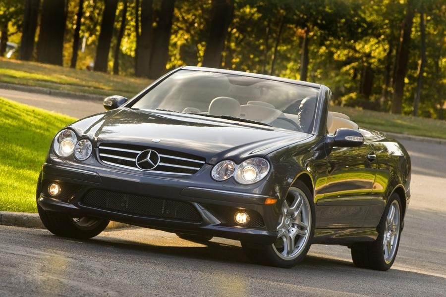 2009 mercedes benz clk class reviews specs and prices for Mercedes benz clk350 price
