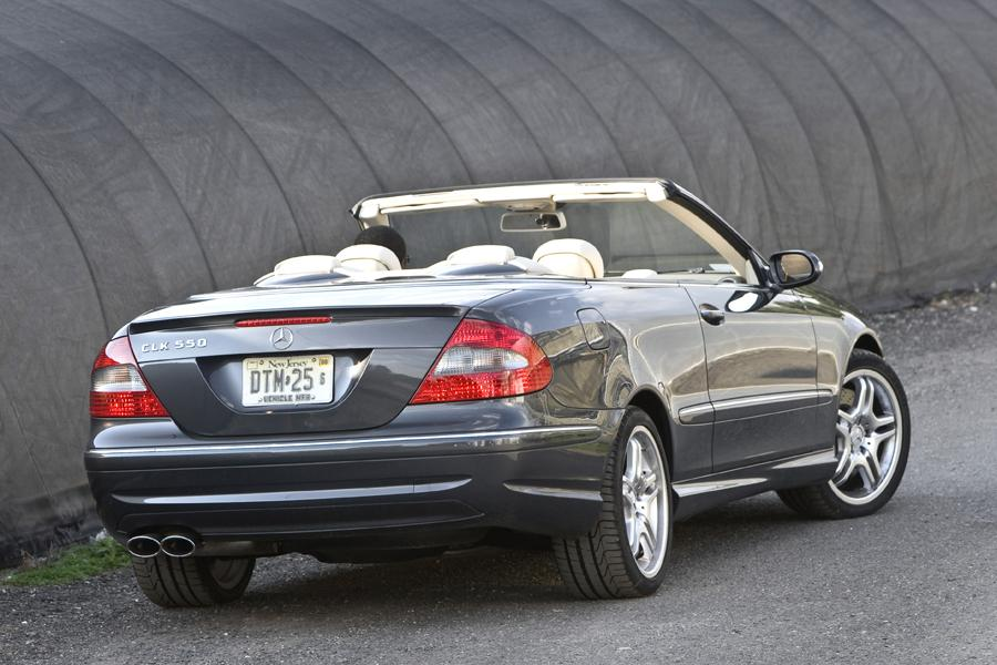2009 mercedes benz clk class reviews specs and prices for Mercedes benz clk convertible for sale
