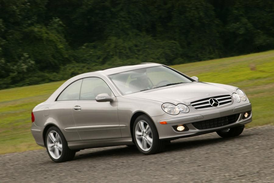 2009 mercedes benz clk class reviews specs and prices for Mercedes benz clk 2009