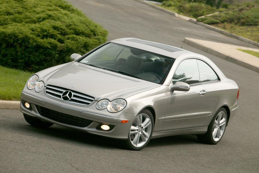 Mercedes Benz Clk Class Reviews Specs And Prices Cars Com