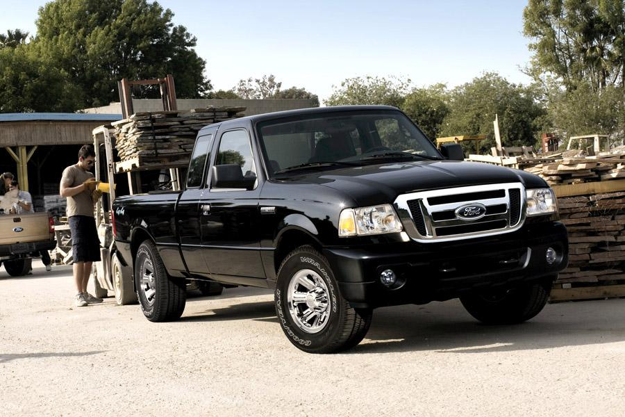 2009 ford ranger reviews specs and prices. Black Bedroom Furniture Sets. Home Design Ideas