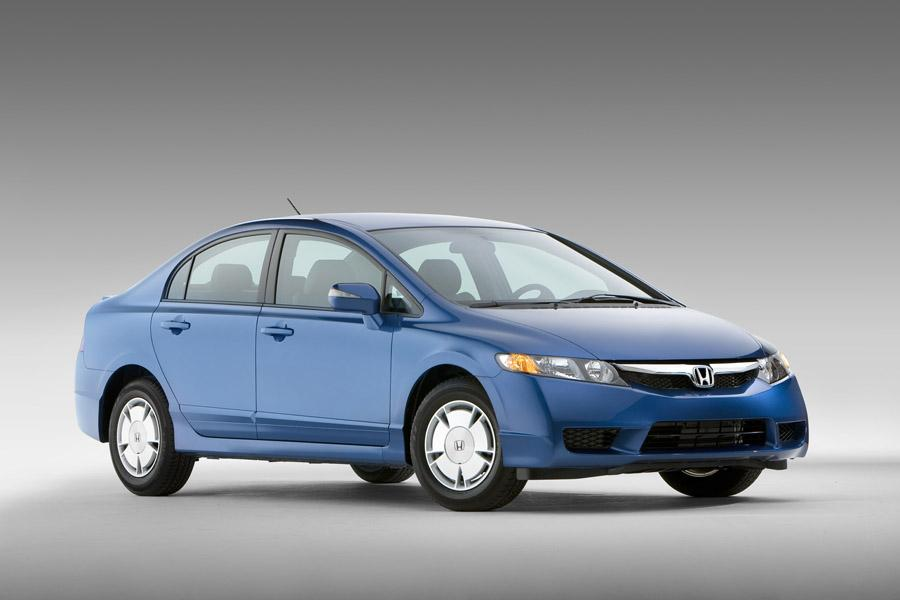 2009 Honda Civic Hybrid Reviews  Specs And Prices