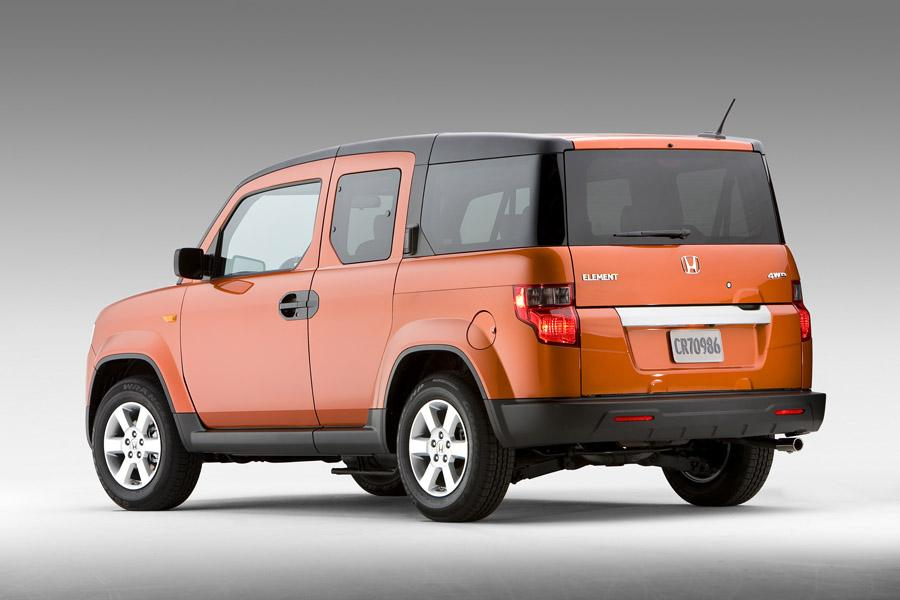 2009 honda element reviews specs and prices for Honda element dimensions