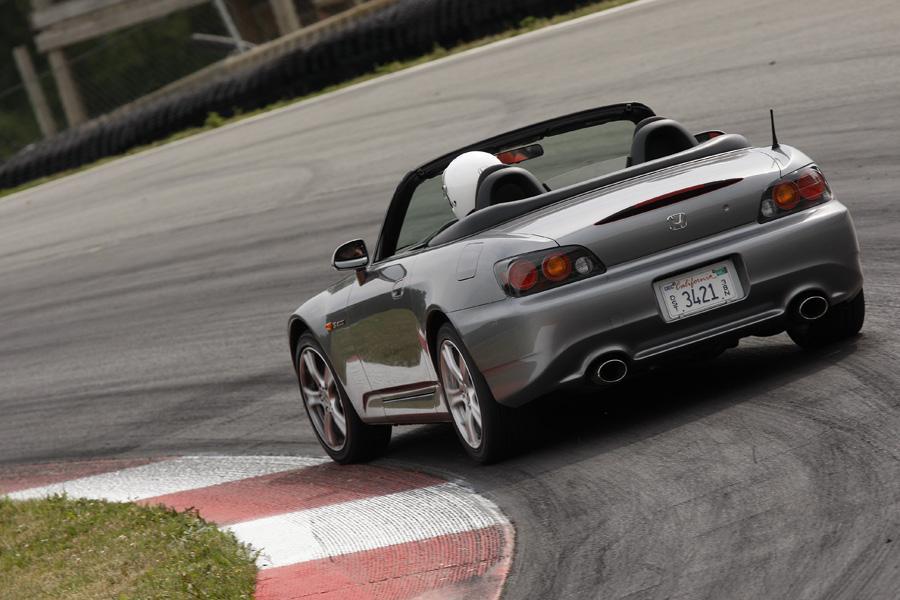 2009 Honda S2000 Specs Pictures Trims Colors