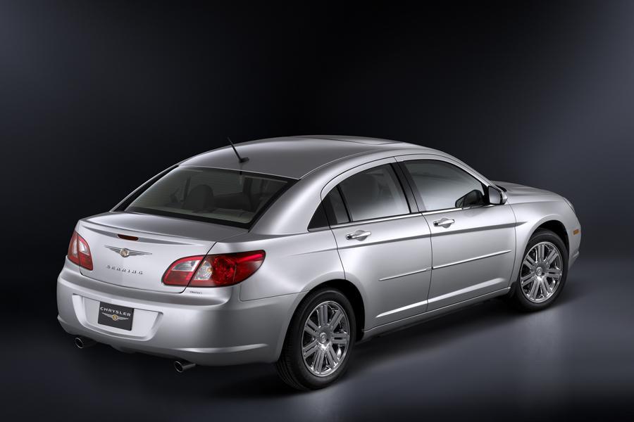 2009 Chrysler Sebring - Information and photos - MOMENTcar