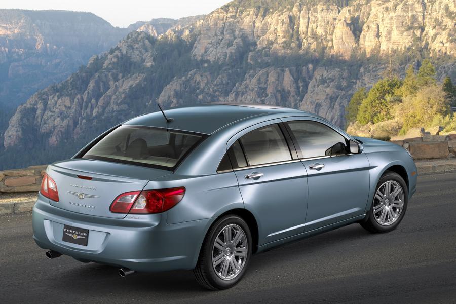 2009 Chrysler Sebring Sedan Review