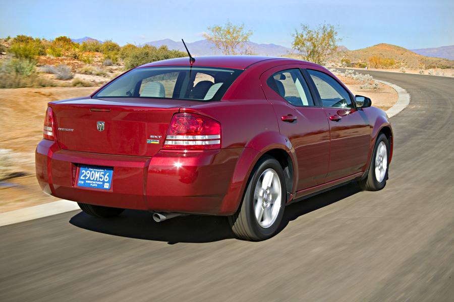2009 Dodge Avenger Reviews Specs And Prices Cars Com
