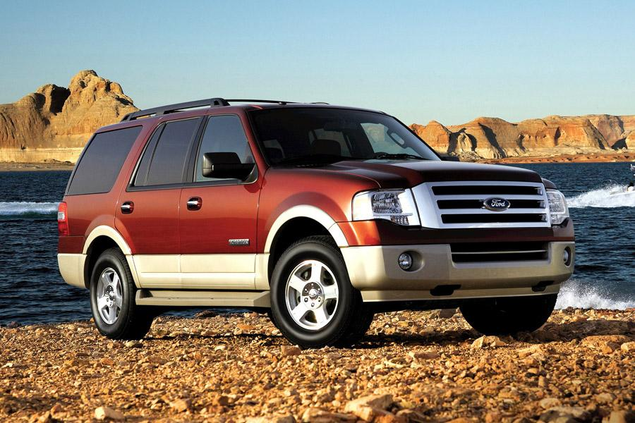 2009 Ford Expedition Reviews  Specs And Prices